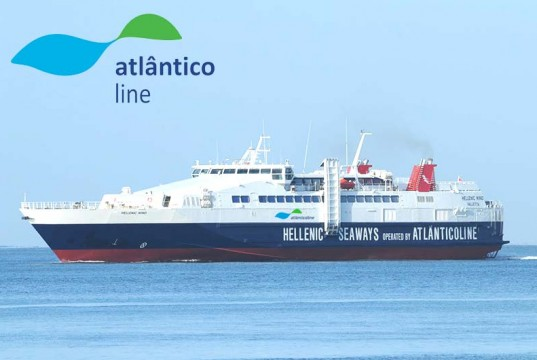 Ferries To the islands of Azores - Atlanticoline