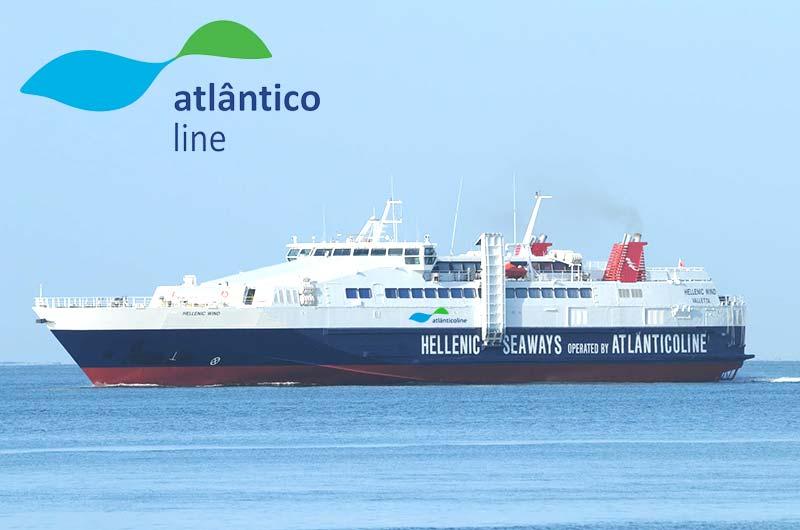 Ferries To the islands of Azores - Atlanticoline