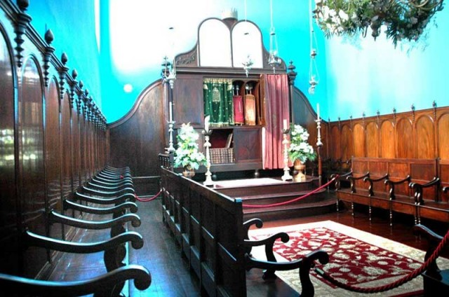 Portugal's oldest Synagogue