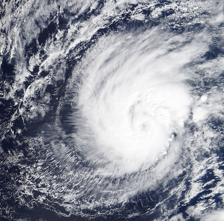 Tropical Storm Pali