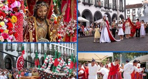 The Holy Ghost Festival Azores