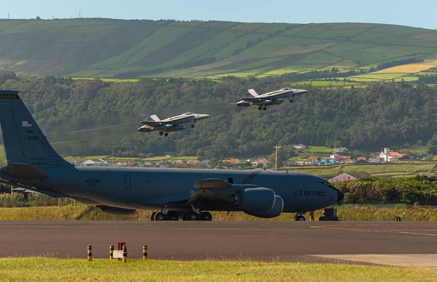 A long-running battle over the future of the Lajes Field in the Azores