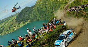 Local Boy Ricardo Moura Wins Rallye Açores