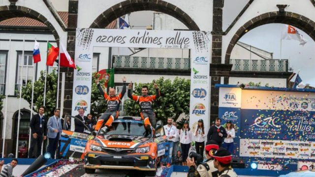 Dream start for Chuchała in ERC2